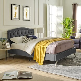 Applewhite Upholstered Platform Bed