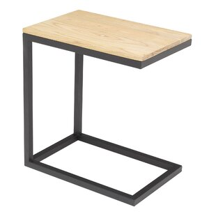 Sunanda High End Table by Gracie Oaks