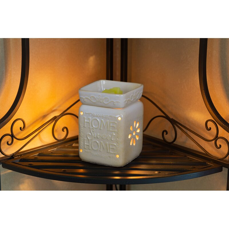 Rosalind Wheeler 6 Ceramic Tabletop Wax Warmer Wayfair