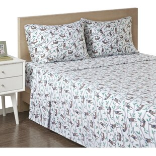 Brunson Cozy Flannel Cotton Sheet Set