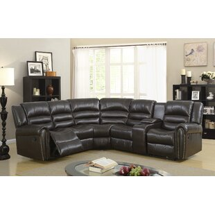 Inexpensive Ugarte Modern Reclining Sectional by Red Barrel Studio Reviews (2019) & Buyer's Guide