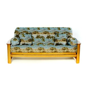 Beach Box Cushion Futon Slipcover