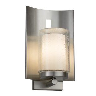 Reviews Luzerne 1-Light Outdoor Sconce By Brayden Studio