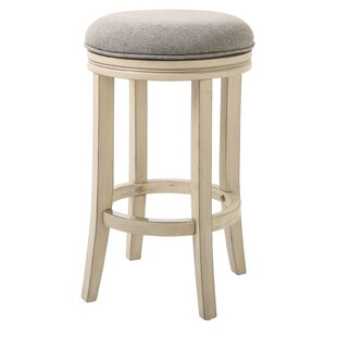 Mcgrady Counter Height 25 Swivel Bar Stool
