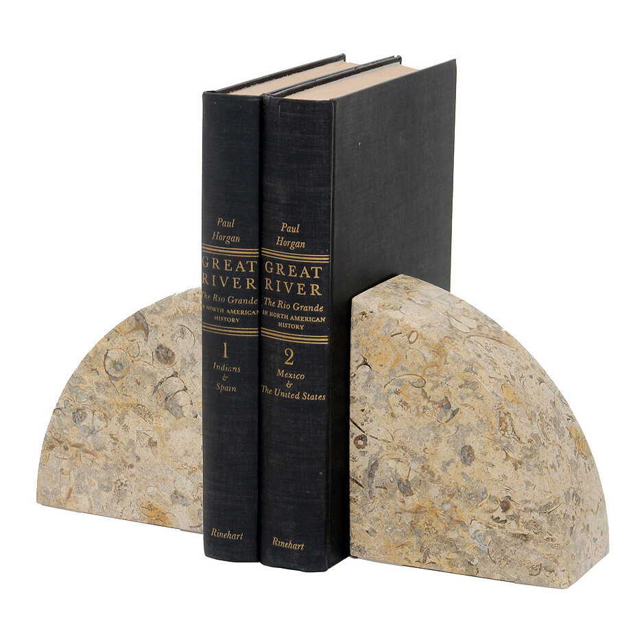 Decorative Marble Bookends You Ll Love In 2021 Wayfair
