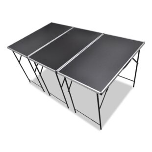 Folding Camping Tables (Set Of 3) By Sol 72 Outdoor