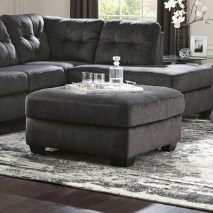 Parthena Oversized Accent Ottoman