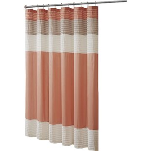 Shower Curtains Pink And Brown.Pink Shower Curtains You Ll Love