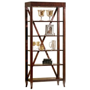 Waymon Etagere Bookcase by Bloomsbury Market Best #1