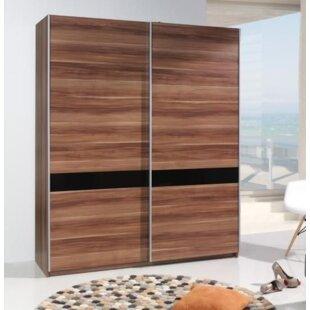 Porto V1 2 Door Sliding Wardrobe By Selsey Living