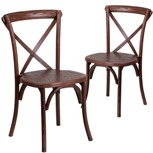 Norma Solid Wood Dining Chair (Set of 2)