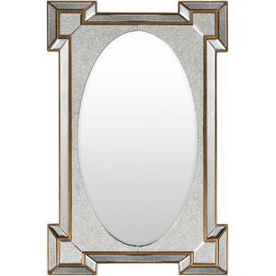 Everly Quinn Rayleigh Wall Mounted Mirror