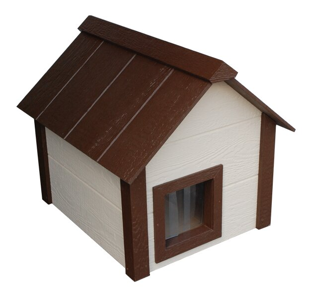 Tucker Murphy Pet Dory Climate Master Cat House With