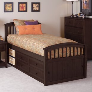 Comparison Lyric Captain's Bed by Harriet Bee Reviews (2019) & Buyer's Guide