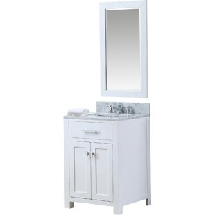 Raven 24 Single Bathroom Vanity Set ByAndover Mills