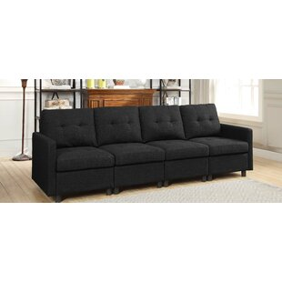 Best Wetherby Modular Sofa by Ebern Designs Reviews (2019) & Buyer's Guide
