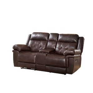 Fallston Reclining Loveseat by Darby Home Co