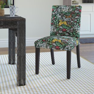 Blount Upholstered Dining Chair Bungalow Rose