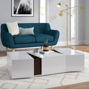 Find Heitman Coffee Table by Wade Logan Reviews (2019) & Buyer's Guide