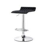 Adjustable Height Swivel Bar Stool (Set of 2) by Meelano