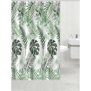 Elegant Shower Curtain elegant bath shower curtain | wayfair