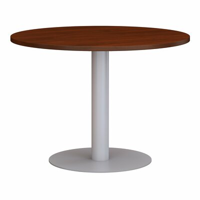 Bush Business Furniture Circular Conference Table Top Finish: Hansen Cherry