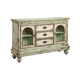 Sofley 2 Door Accent Cabinet by World Menagerie