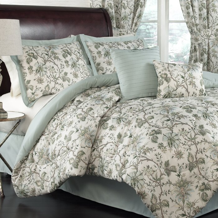 Traditions By Waverly Felicite 6 Piece Comforter Set Reviews