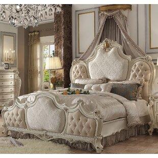 Fleur De Lis Living Cowart Upholstered Panel Bed