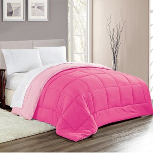Reversible All Season Down Alternative Comforter