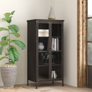Puristic Metal Display Cabinet By BePureHome