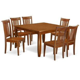 Parfait 7 Piece Dining Set