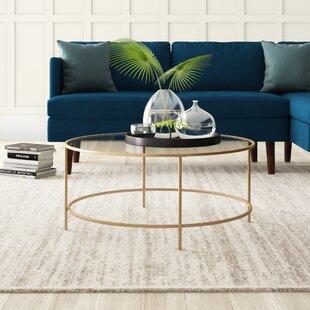 Deford Coffee Table by Ebern Designs