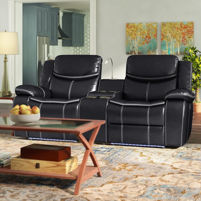 Fine Faulk Reclining Loveseat Inzonedesignstudio Interior Chair Design Inzonedesignstudiocom