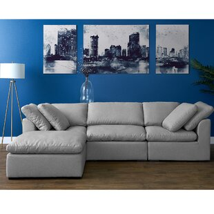 Grantville Modular Sectional with Ottoman by Three Posts