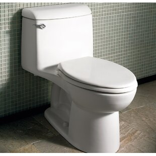 Budget Champion 4 1.6 GPF Elongated One-Piece Toilet (Seat Included) ByAmerican Standard