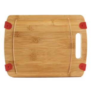 Heavy Duty Extra Thick Bamboo Cutting Board