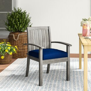 Rossi Patio Dining Chair with Cushion
