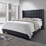 Arno Upholstered Standard Bed by Wade Logan®