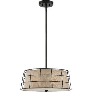 Gracie Oaks Nathanael 4-Light Pendant
