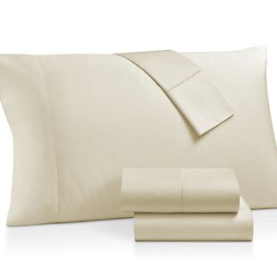 The Twillery Co. Gerrard Egyptian Quality 300 Thread Count 100% Cotton 4 Piece Sheet Set
