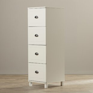 Orange City 4 Drawer Filing Cabinet