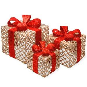 3 Piece Gift Box Assortment Set