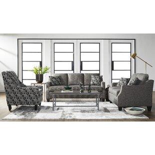Serta Upholstery Zakary Configurable Living Room Set by Alcott Hill