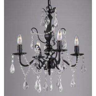 Lark Manor Padillo 4-Light Candle Style C..
