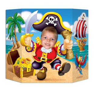 Pirate Photo Prop by The Beistle Company #2