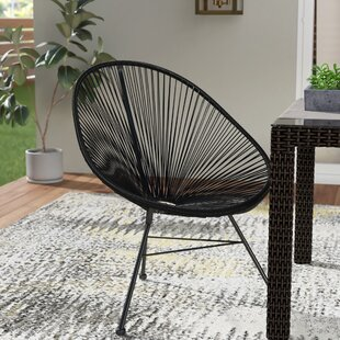 Mercury Row Degroot Stacking Patio Dining Chair