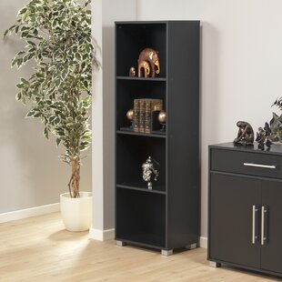 Read Reviews Cedarfields Narrow Standard Bookcase By Wade Logan