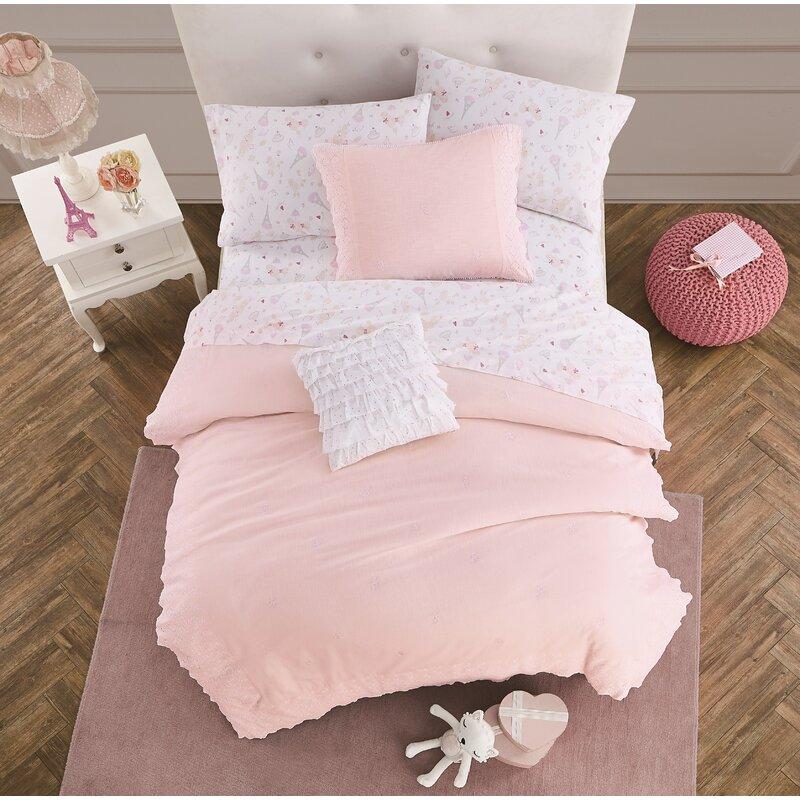 Bessette Comforter Set by Harriet Bee