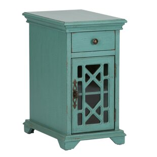 Frida 1 Drawer 1 Door Accent Cabinet by Bungalow Rose